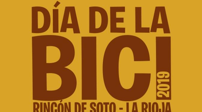 Día de la bicicleta en Rincón de Soto