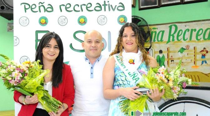 Virginia Amor Beisti, es la nueva reina de la Peña El Sol de Calahorra
