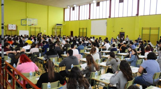 Se aplaza La prueba de Evaluación para el Acceso a la Universidad (EVAU)