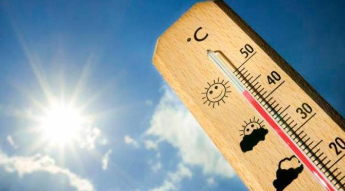 Activado el nivel 2 del Plan de Alerta, Prevención y Control de los efectos del exceso de temperaturas