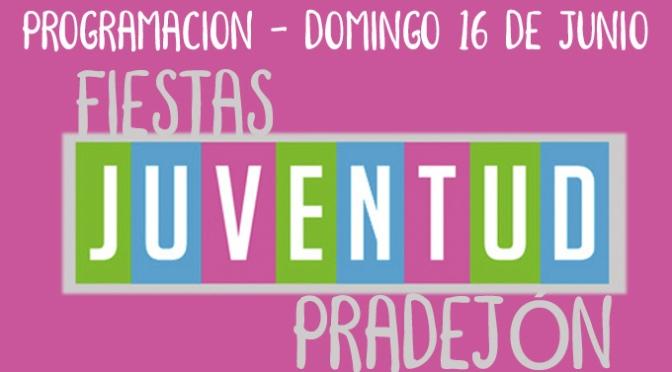 Almuerzo, hinchables, partidos de pelota, hoy domingo en Pradejón