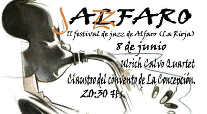 II Festival de jazz de Alfaro