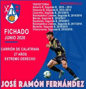JOSE RAMON FERNANDEZ