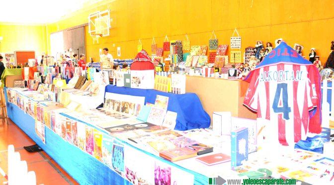 """Celebrada la  XI Feria de coleccionismo """"Ciudad de Calahorra"""" y el  VI Mercado de antigüedades"""