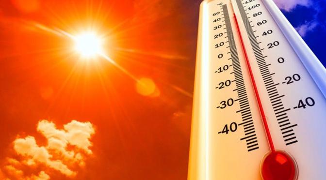 Consejos para superar la alerta naranja en la que nos encontramos por altas temperaturas