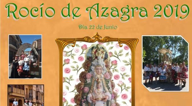 Gran fiesta del Rocio en Azagra
