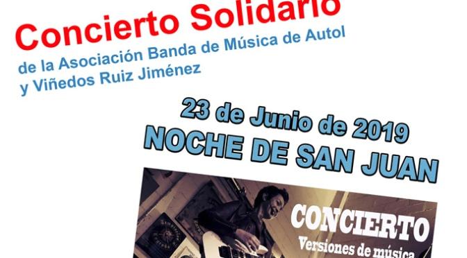 Este fin de semana se celebra San Juan en Autol, precedido de un concierto Solidario de la Banda de Música