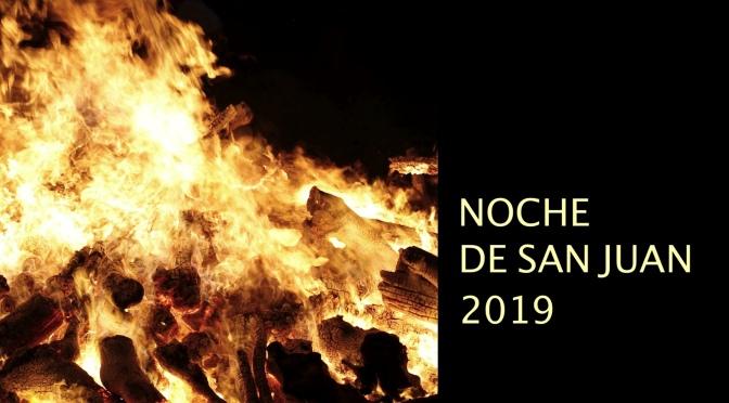Calahorra celebra la noche de San Juan el 23 de junio con una hoguera y una chocolatada en el parque del Cidacos