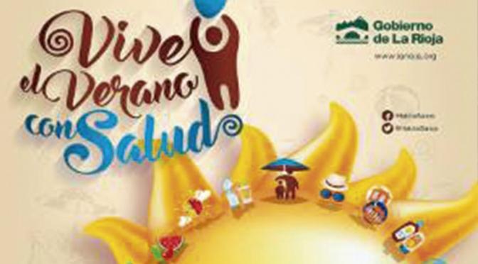 Comienza la campaña Vive el verano con salud