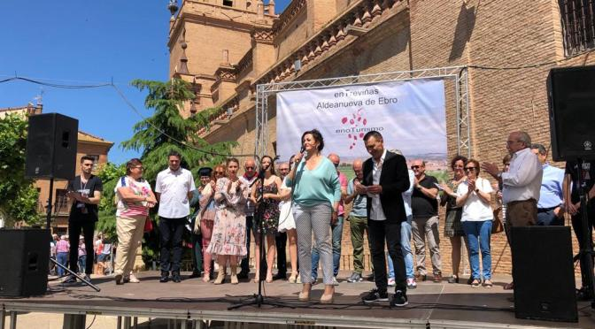 Aldeanueva de Ebro, capital riojana del vino durante el fin de semana