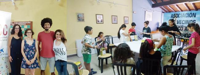 Finalizado el proyecto ArtEstima del Consejo de la Juventud de Calahorra