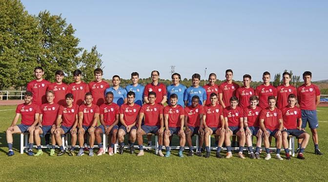El CD Calahorra B  comienza con los entrenamientos de pre-temporada