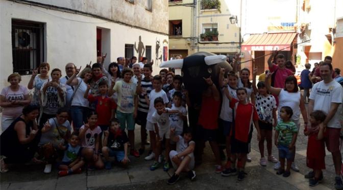 X Encierro Infantil del Club taurino de Calahorra