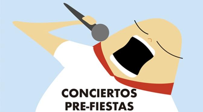 Conciertos pre-fiestas en San Adrián