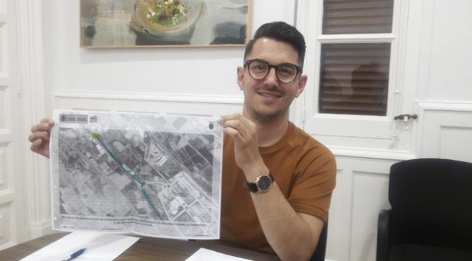 """La Junta de Gobierno Local de Calahorra aprueba la concesión de las licencias de obra para los accesos al """"El Recuenco"""""""