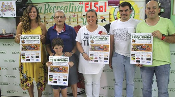 32 torneo de Futbol Sala Pequeñín Ciudad de Calahorra