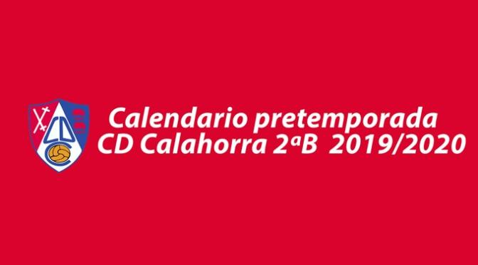 El CD Calahorra disputará ocho encuentros durante la pre temporada