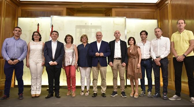 Convenios de colaboración con los alcaldes de municipios de más de 2.000 habitantes