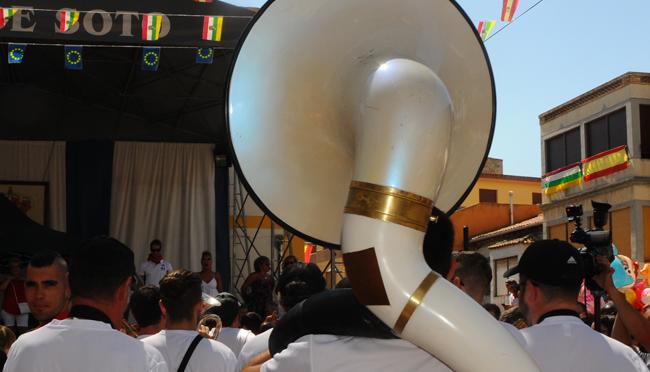 Sábado y segundo día de las fiestas de Rincón de Soto