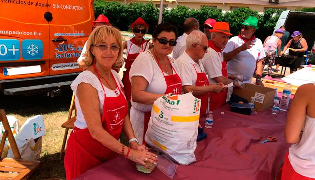 La fiesta continúa en San Adrián hoy 25 de Julio