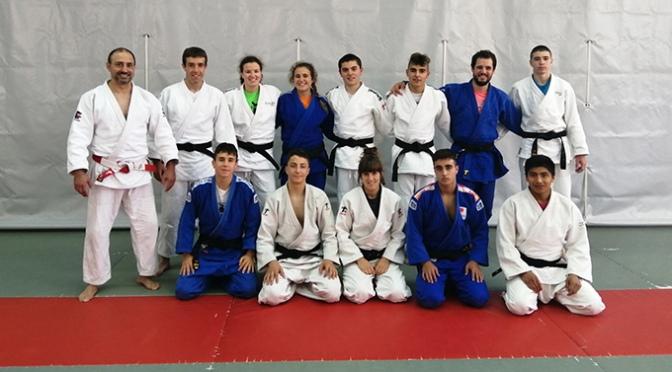 El Director Técnico del Judo Calahorra-Agrupación Deportiva Teresianas, Eduardo Jiménez forma a técnicos de Judo y de Defensa Personal