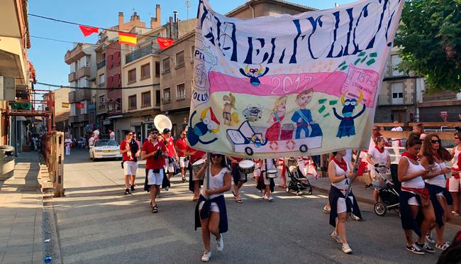 Actos para hoy 26 de Julio en fiestas de San Adrián