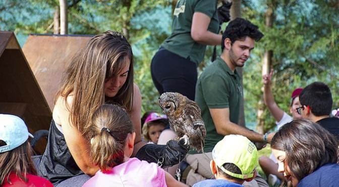 El parque Tierra Rapaz punto de encuentro educativo, social  y cultural