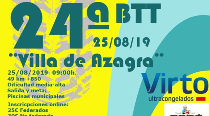 """24ª BTT """"Villa de Azagra"""""""