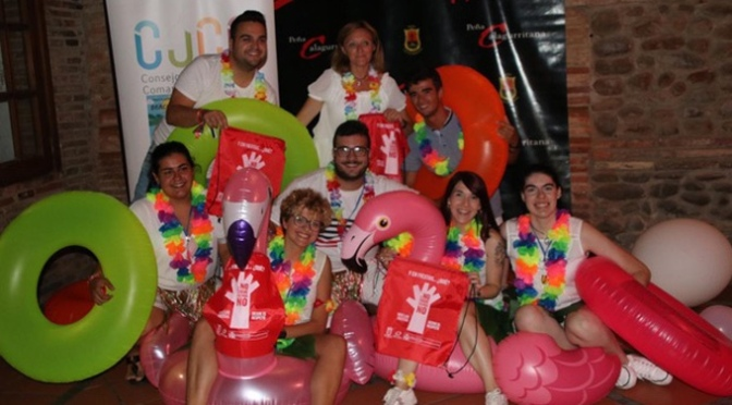 Celebración de la 3ª edición de la Fiesta Light del Grupo de Mediadores del CJCC