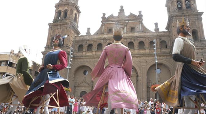 Días de fiesta para todos  los públicos en Alfaro