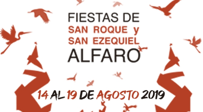 Programa de fiestas de Alfaro 2019