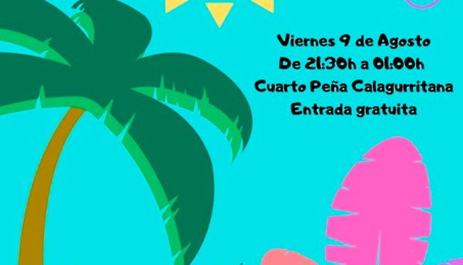 "Fiesta light  ""Beach Light Party"" del Grupo de Mediadores Juveniles del CJCC"