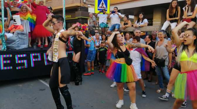 Galeria: Desfile de carrozas en Rincón de Soto