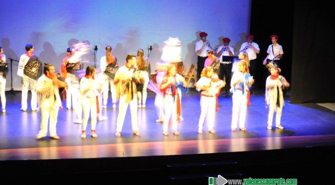 Festival de danzas de Calahorra