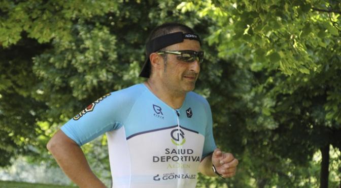 Este sábado Juantxo García en el campeonato de España de policías y Bomberos