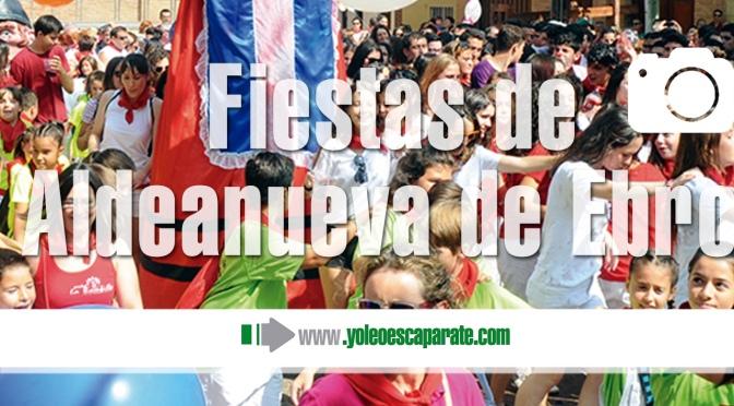 Video: Chupinazo Fiestas de Aldeanueva de Ebro