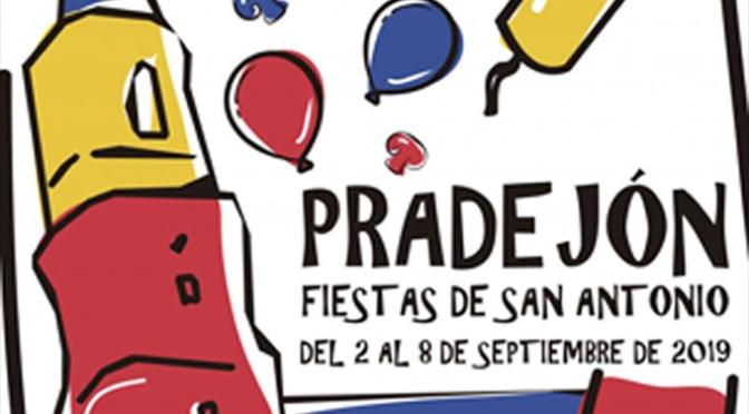 Pradejón celebrará las Fiestas de San Antonio 2019 la semana del 2 al 8 de septiembre