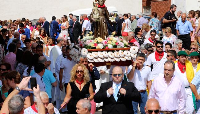 Pradejón celebra San Antonio de Padua