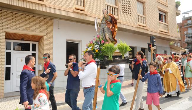 Alfaro celebra el día de sus Patronos. Programacion 16 de Agosto