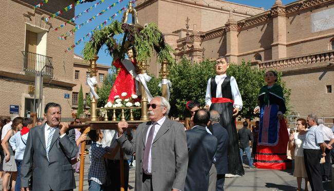 Día grande de las fiestas de Aldeanueva de Ebro