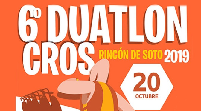 VI DUATLÓN CROSS RINCÓN DE SOTO este domingo