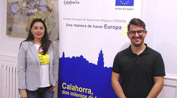 Proyecto de reurbanización de la Calle Arrabal de Calahorra en el marco de EDUSI