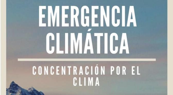 El Grupo Scout Monegro de Alfaro se suma a la huelga internacional por el clima