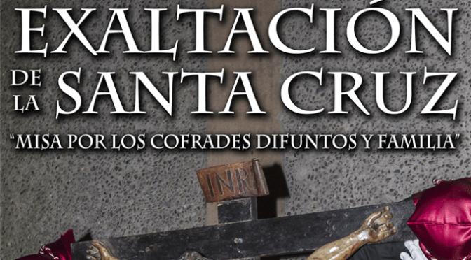 Este sábado exaltación de la Santa Cruz en Calahorra
