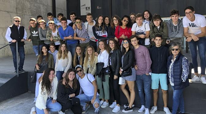 Los alumnos de Agustinos visitan los Monasterios de Yuso y Suso y el Yacimiento de Atapuerca