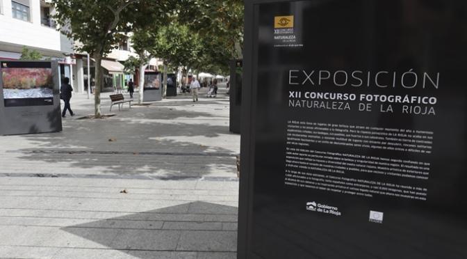 """Hasta el próximo 7 de octubre se podrá disfrutar de la exposición """"Naturaleza de La Rioja"""""""