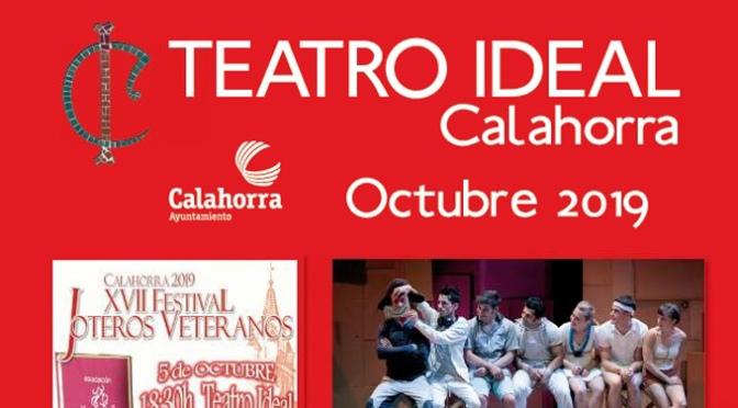 El jueves salen a la venta las entradas del teatro para el mes de octubre