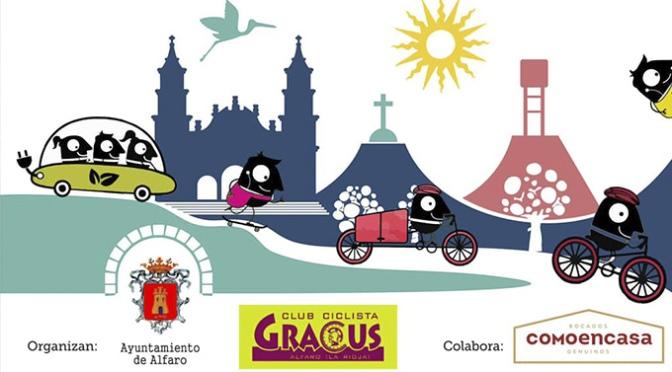 Alfaro se suma desde hoy y hasta el próximo domingo a la Semana Europea de la Movilidad