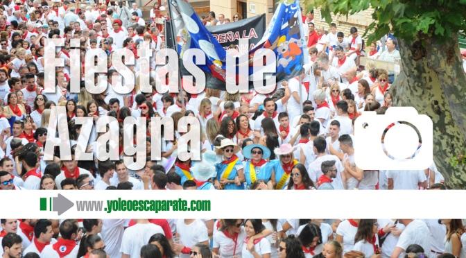 Galeria: Chupinazo en Azagra 2019
