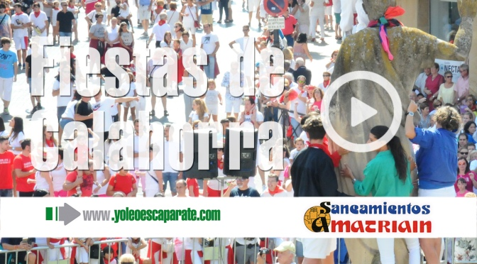 Galeria: Fiestas Calahorra 2019